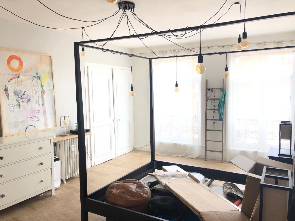 Gambetta - Duplex 3 chambres !