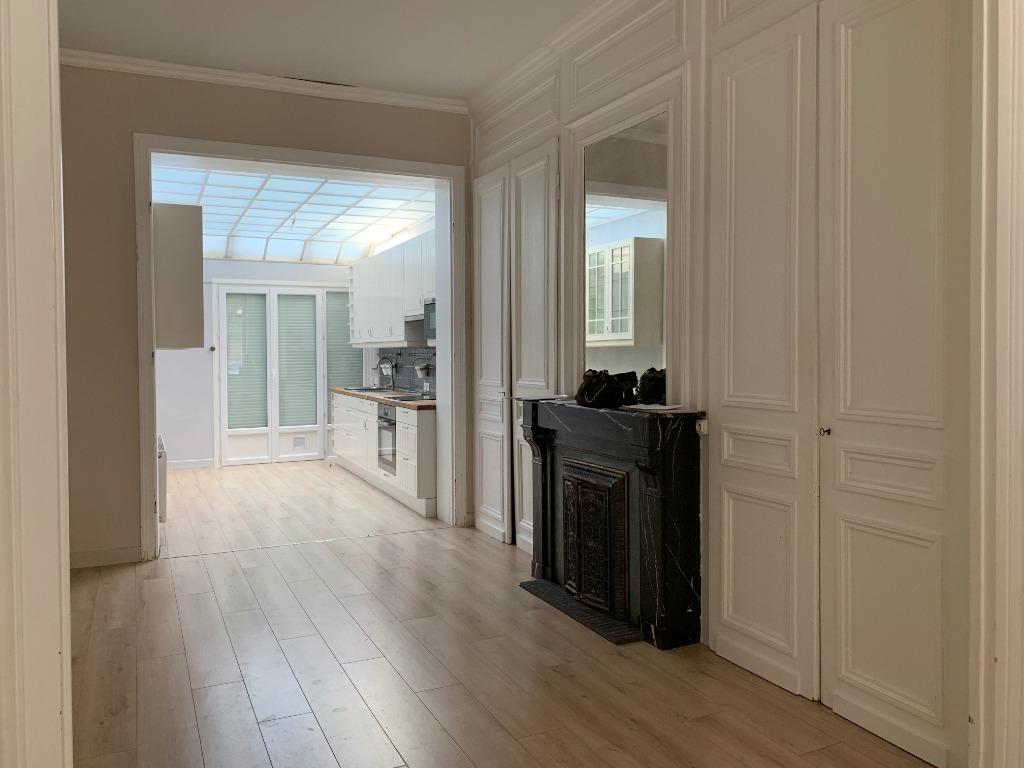 Location maison 59000 Lille - Quartier Vauban Superbe Maison T5 133.80 M2 avec Jardin
