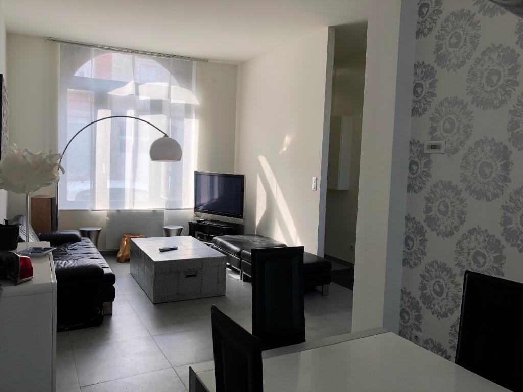 Vente maison 59000 Lille - Maison entièrement rénovée au coeur de Vauban !