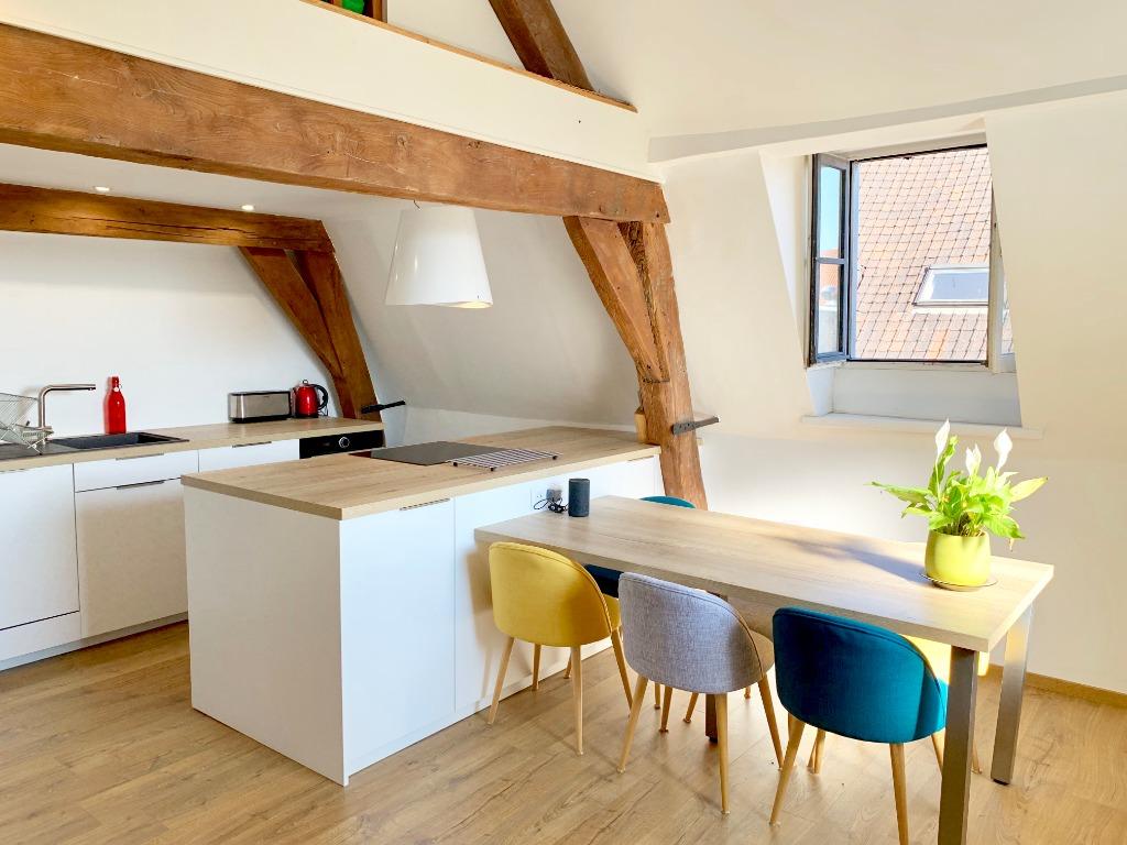 Vente appartement 59000 Lille - Dernier étage Vieux Lille T2 bis