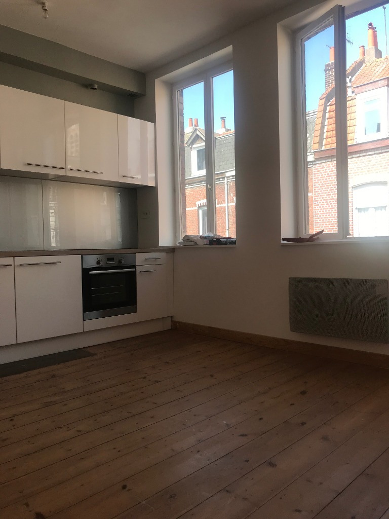 Location appartement 59130 Lambersart - Bel appartement T2 non meublé - Lambersart