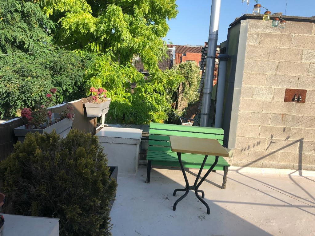 Vente maison 59000 Lille - Maison avec terrasse secteur gambetta