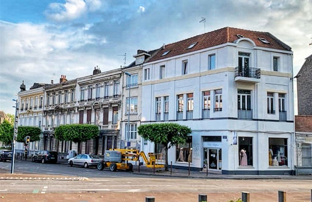Vente immeuble 59200 Tourcoing - Immeuble de Rapport - 8% - GARE DE TOURCOING