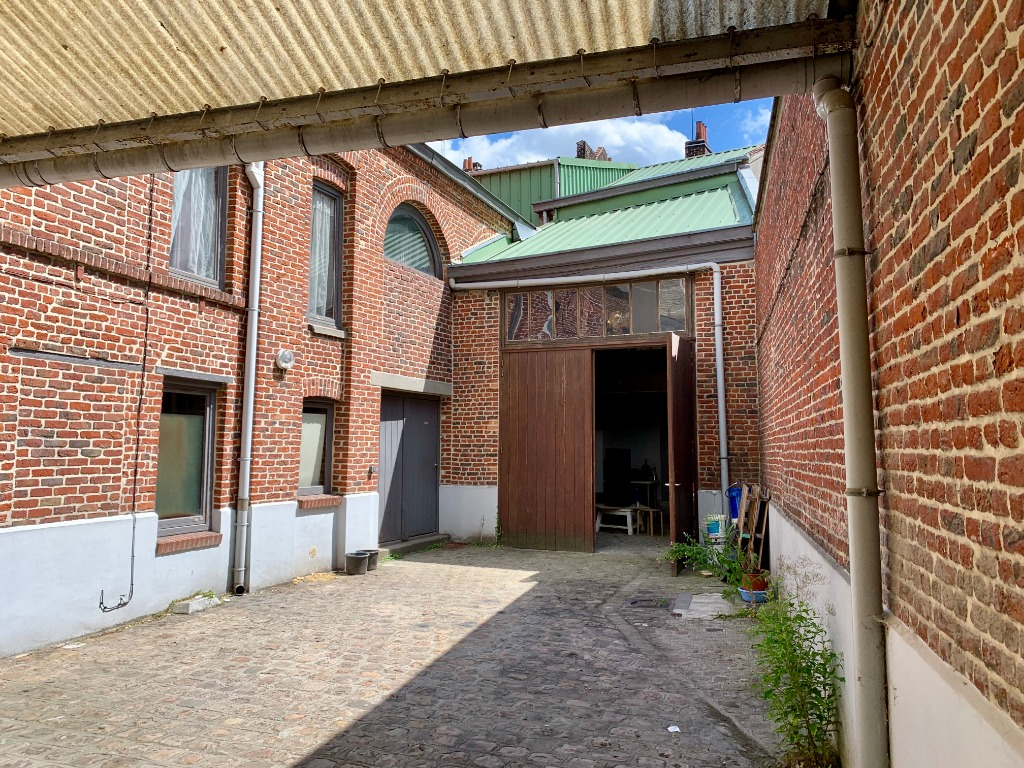 Vente maison 59000 Lille - Lille Vauban, idéal loft