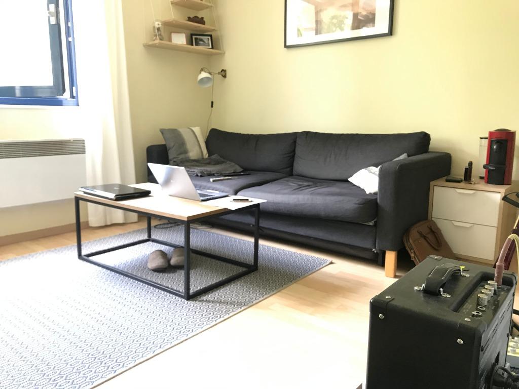 Vente appartement 59000 Lille - Lille- Vieux-Lille T2 vendu loué