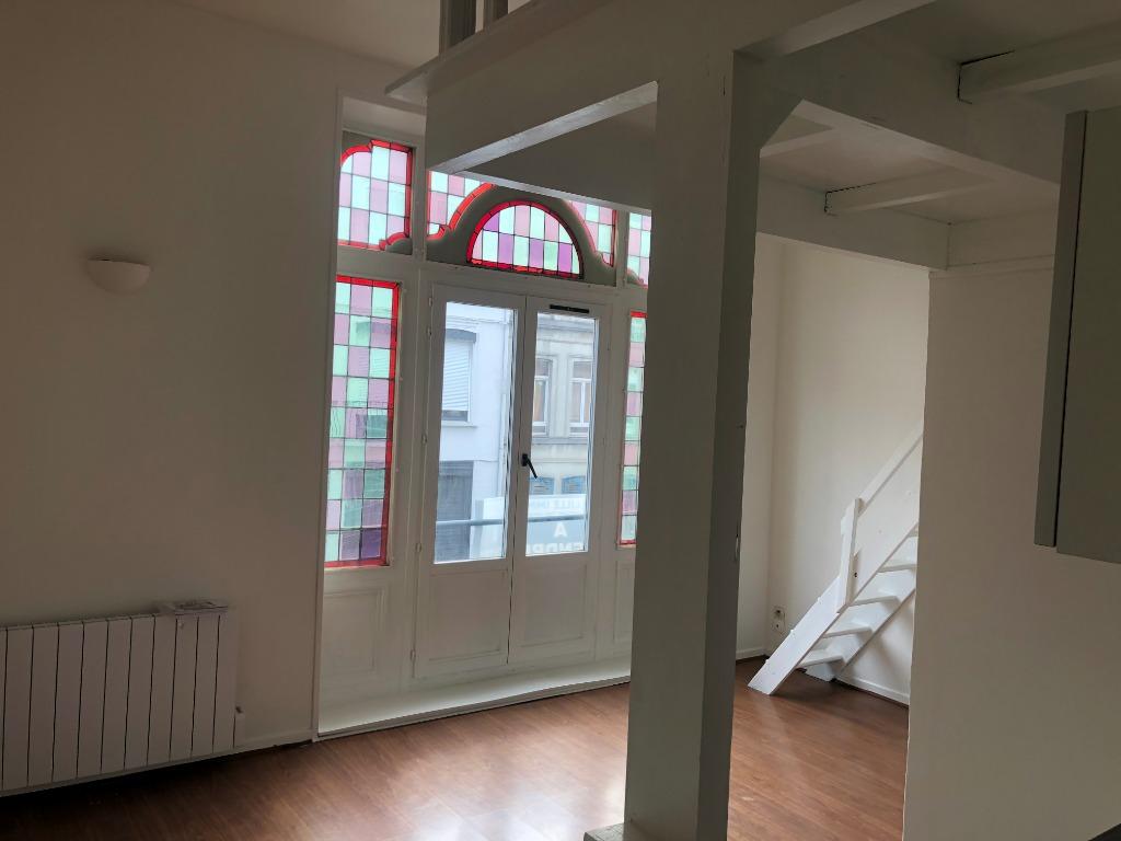 Vente appartement 59000 Lille - Idéal Investissement Saint Michel