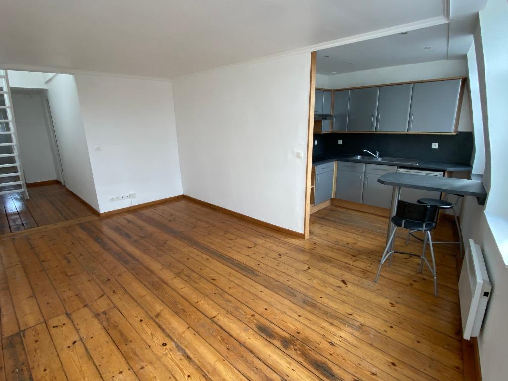 Vente appartement 59000 Lille - T3 Vieux Lille