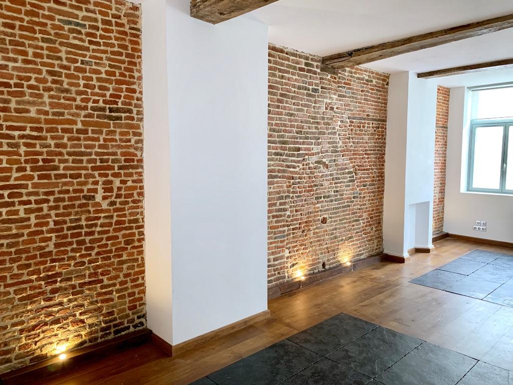 Vente appartement 59000 Lille - Authenticité dans le Vieux Lille T2 bis