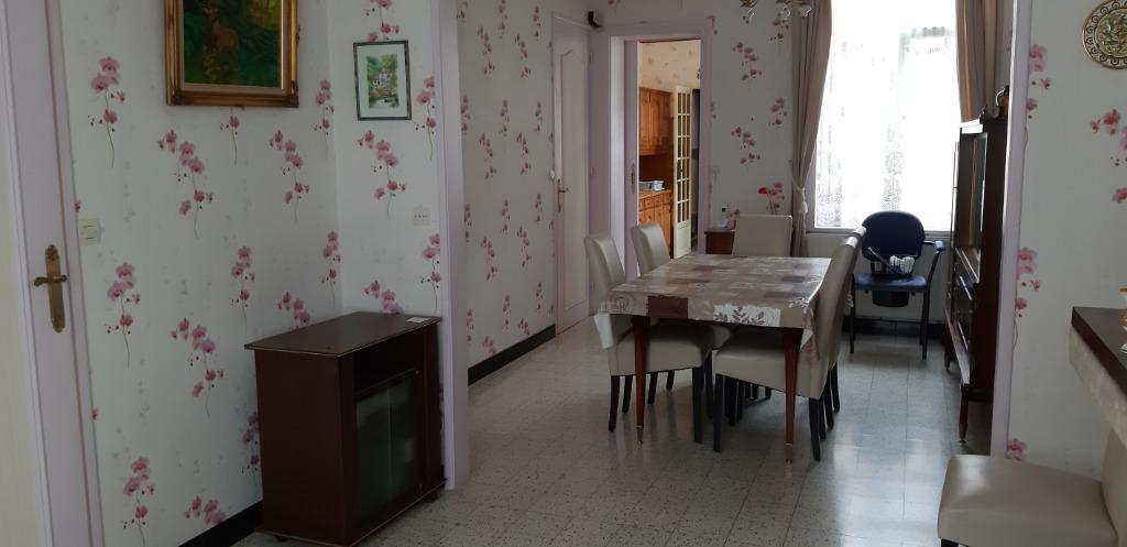 Vente maison 59160 Lomme - LOMME, belle 1930, 4 Chambres proximité toutes commodités