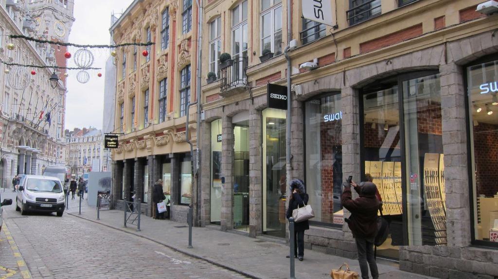 Vente maison 59000 Lille - Cession de fonds de commerce - restauration