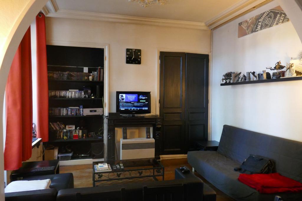 Vente appartement 59000 Lille - T2 boulevard de La Liberté