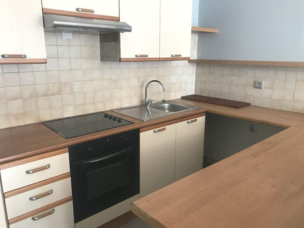 Vente appartement 59160 Lomme - T3 VENDU LOUE rénové  proche métro