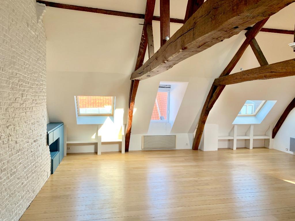 Vente appartement 59000 Lille - Appartement T4 bis standing - Vieux Lille