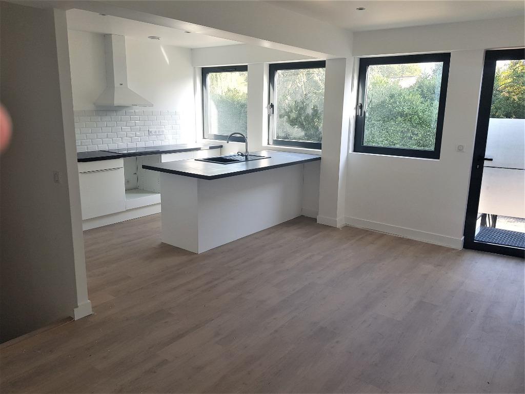 Vente appartement 59650 Villeneuve d ascq - Appartement 3 pièces avec jardin et parking