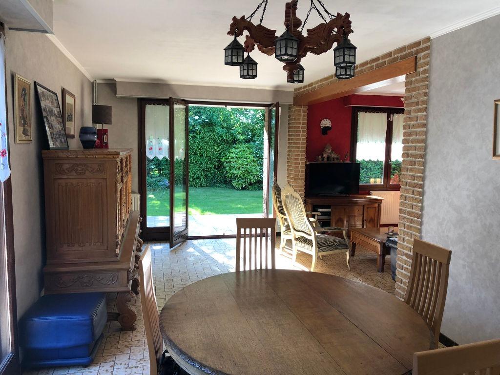 LOMME - Maison individuelle avec grand jardin et garage