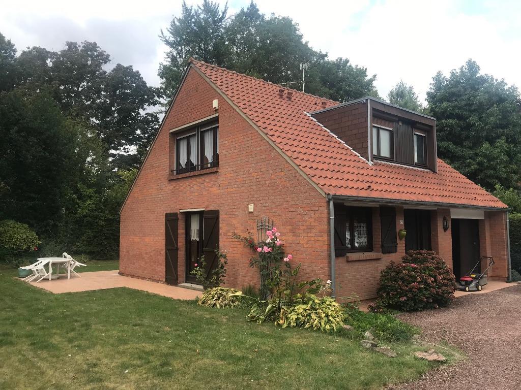 Vente maison 59160 Lomme - LOMME - Maison individuelle avec grand jardin et garage