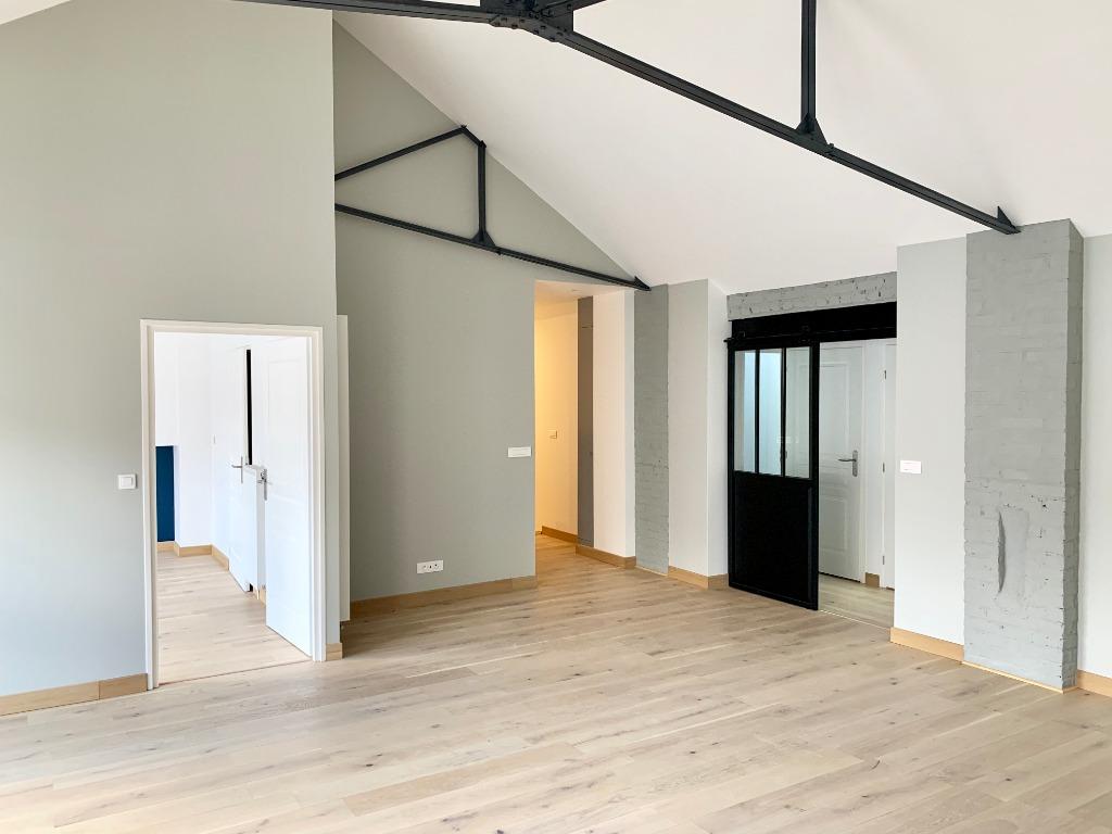 Vente appartement 59130 Lambersart - Loft Rénové proche métro
