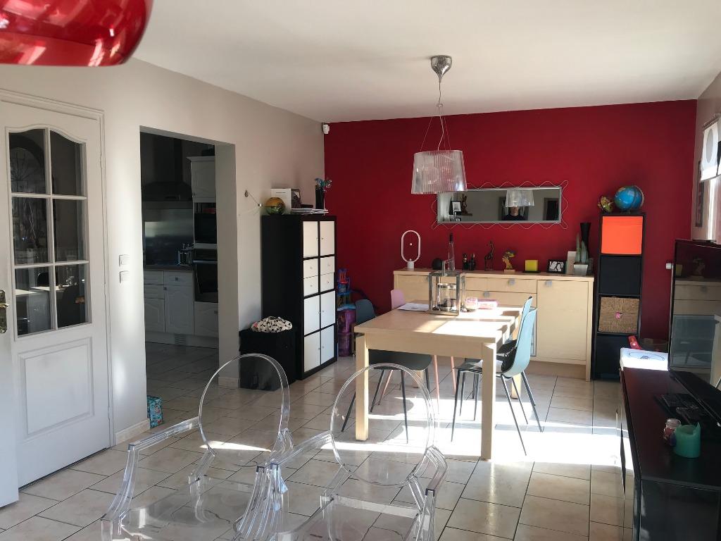 Vente maison 59160 Lomme - Maison Bel Etage avec très grand garage  et terrasse