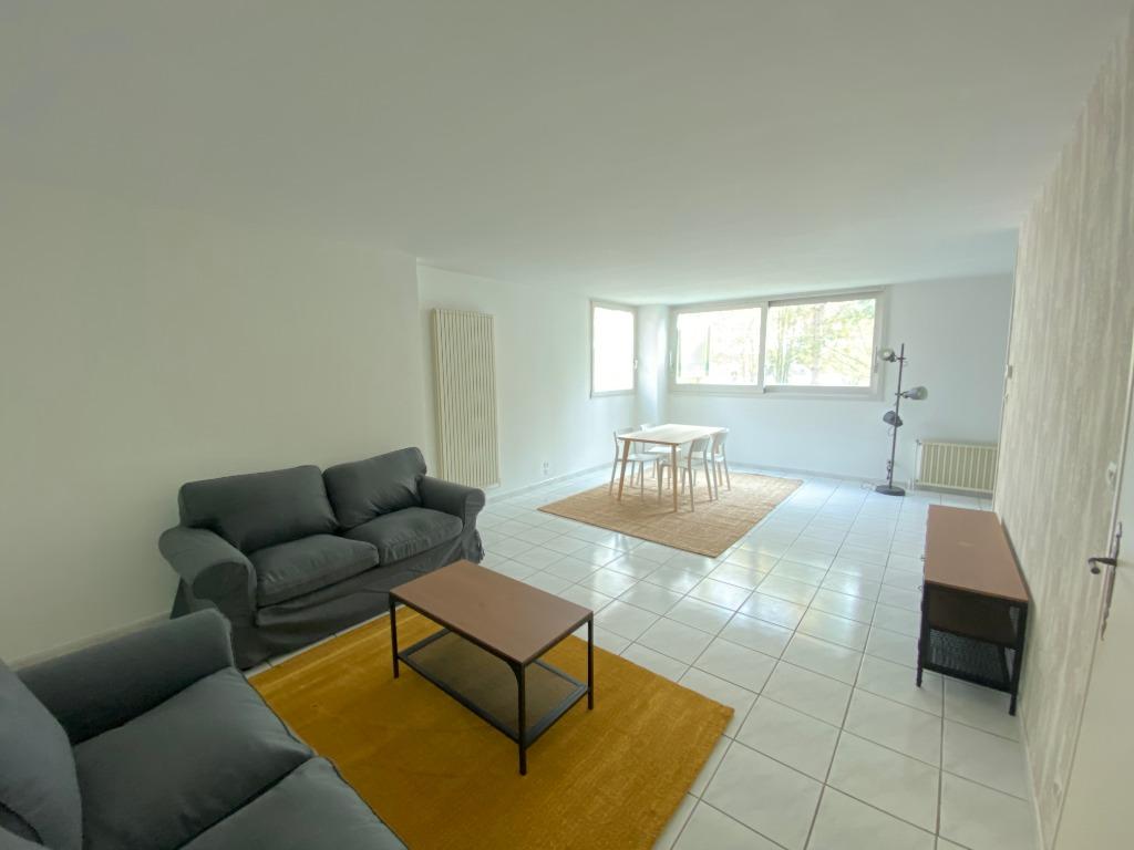 Location appartement 59650 Villeneuve d ascq - Université de Villeneuve d'Ascq - T5 meublé de 115,21m²