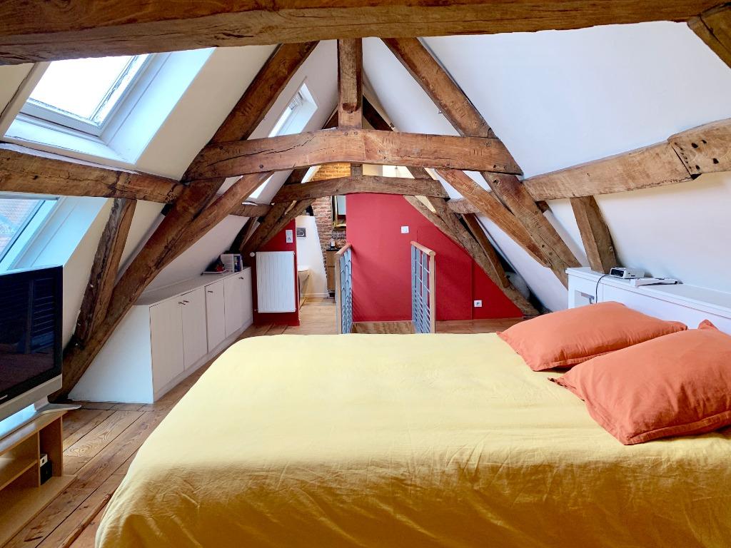 Vente appartement 59000 Lille - Grand Appartement Coup de Coeur !!!