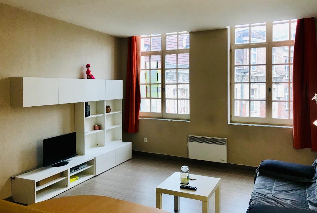 Vente appartement 59000 Lille - Exclusivité  - Type 2 Vieux Lille -