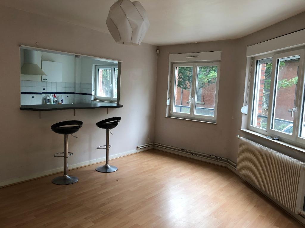 Vente appartement 59000 Lille - Type 3 de 72 m² en petite copropriété !