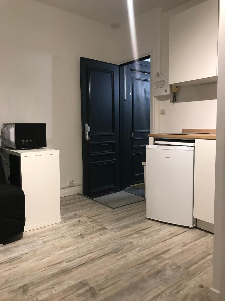 Location appartement 59000 Lille - T1 meublé de 14.80m² refait à neuf