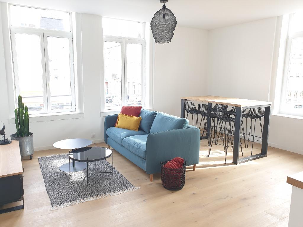 Location appartement 59000 Lille - LILLE - T2 Meublé rénové- Secteur Saint Michel