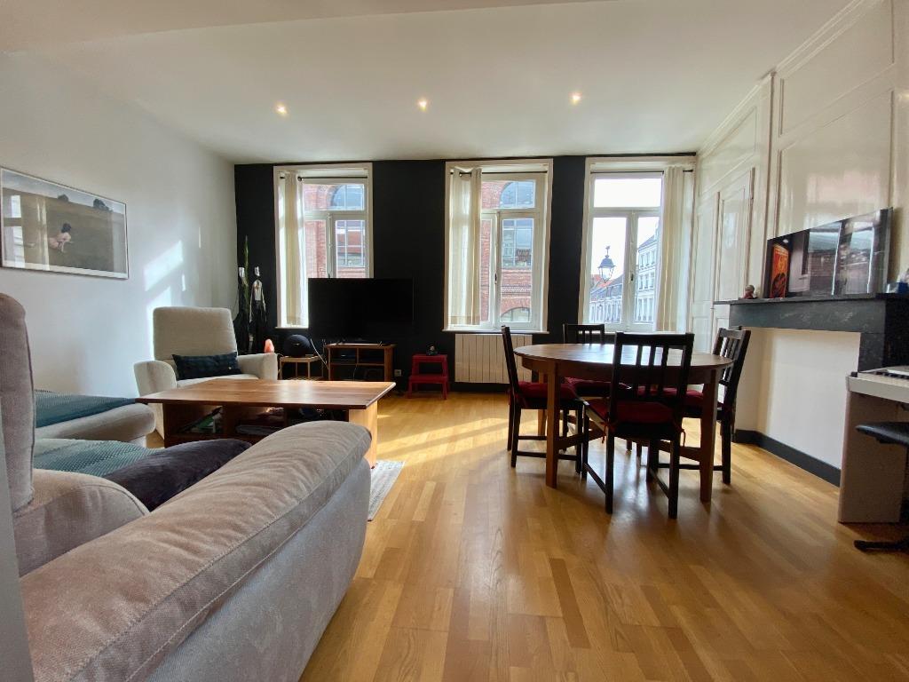 Vente appartement 59000 Lille - T2 bis Vieux Lille