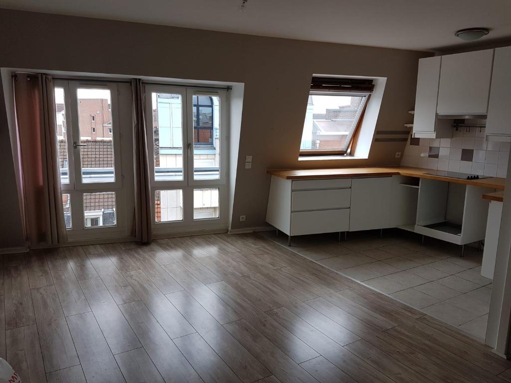 Vente appartement 59000 Lille - Bel Appartement en duplex secteur Solférino