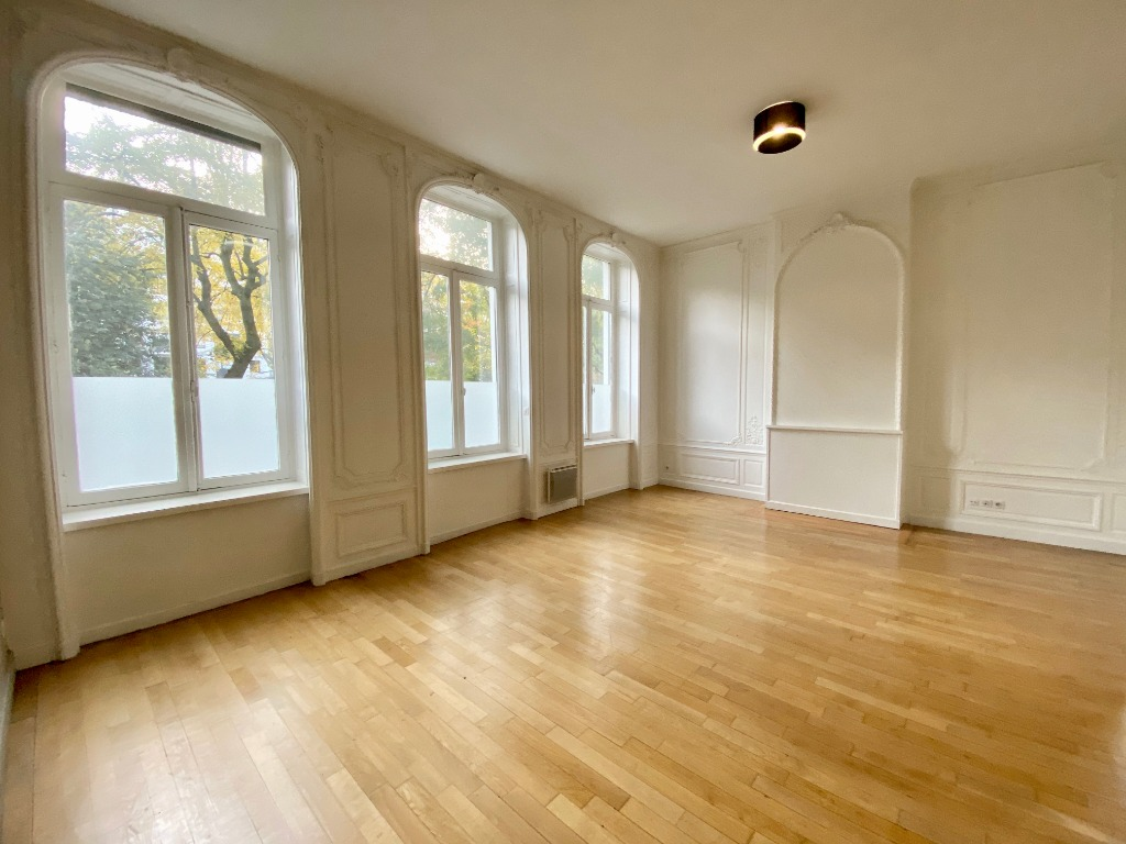 Vente appartement 59000 Lille - Type 3 bourgeois Square Foch