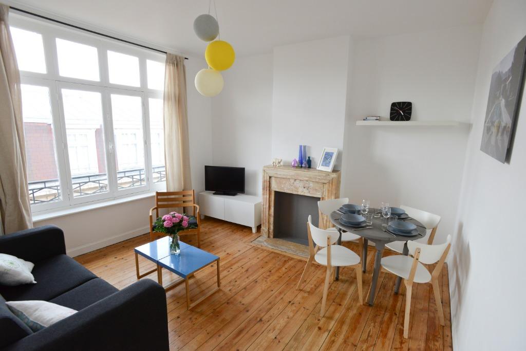 Vente appartement 59000 Lille - Hyper-centre, magnifique Type 2
