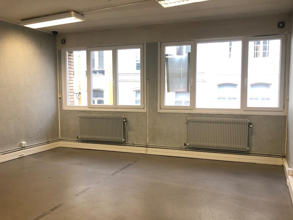 Vente appartement 59000 Lille - A proximité de La Grand Place plateau à aménager