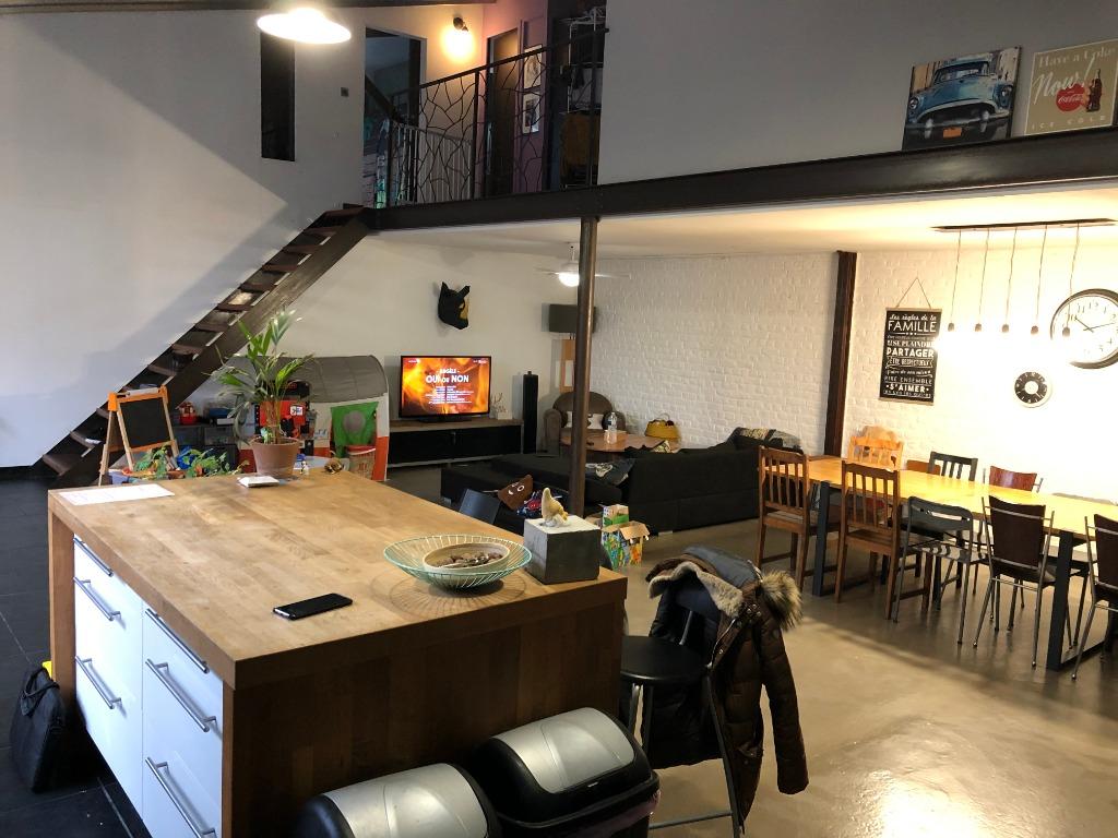 Vente maison 59100 Roubaix - Maison Roubaix - Idéale famille nombreuse !