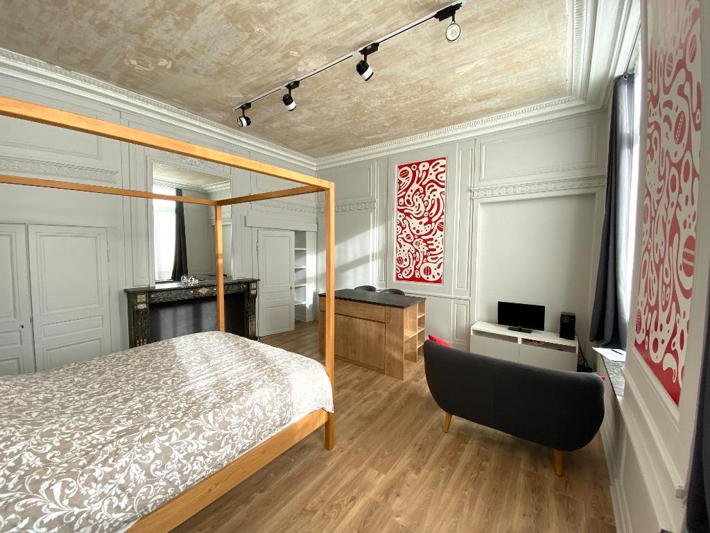 Vente appartement 59000 Lille - Studio Sainte Catherine