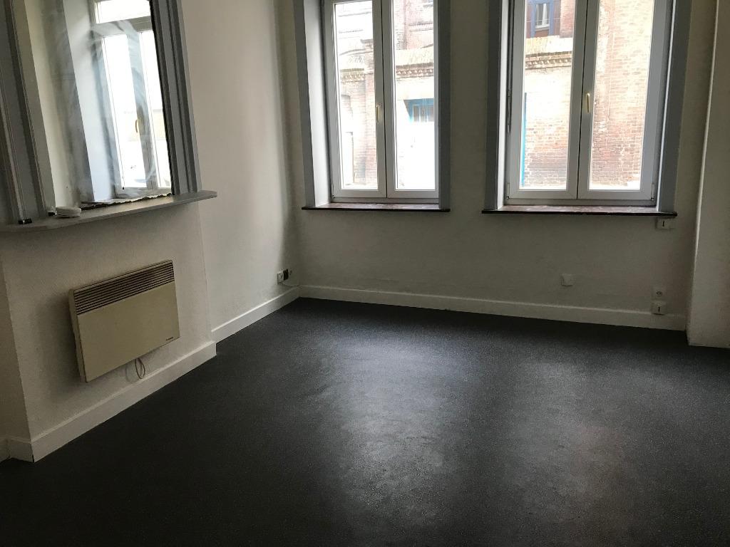 Location appartement 59000 Lille - Lille - Cormontaigne - T1 non meublé