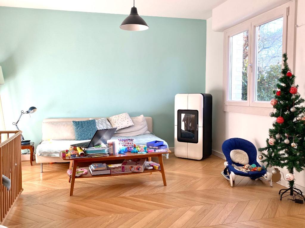 Vente maison 59700 Marcq en baroeul - QUESNE - Maison 4 chambres, garage, jardin