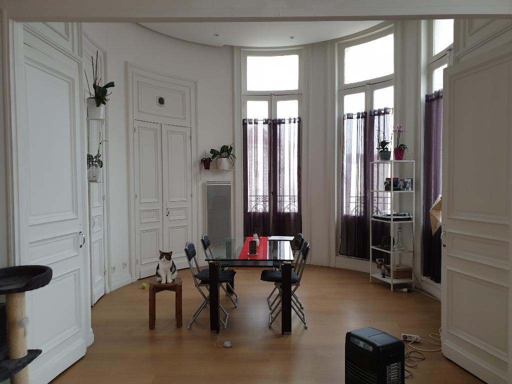 Vente appartement 59200 Tourcoing - Superbe type 3 en hyper centre