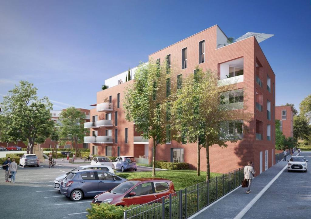 Vente appartement 59790 Ronchin - PINEL T3 avec terrasse RT2012