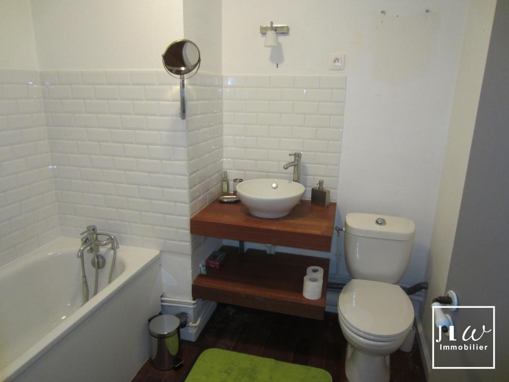 Location appartement 59000 Lille - Superbe T2 bis en duplex  - Prêt de meubles