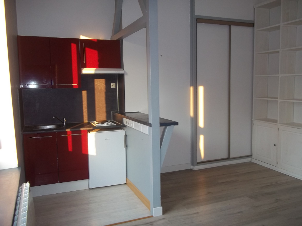 Location appartement 59000 Lille - Lille Saint Michel - Type 2 non meublé 30m²
