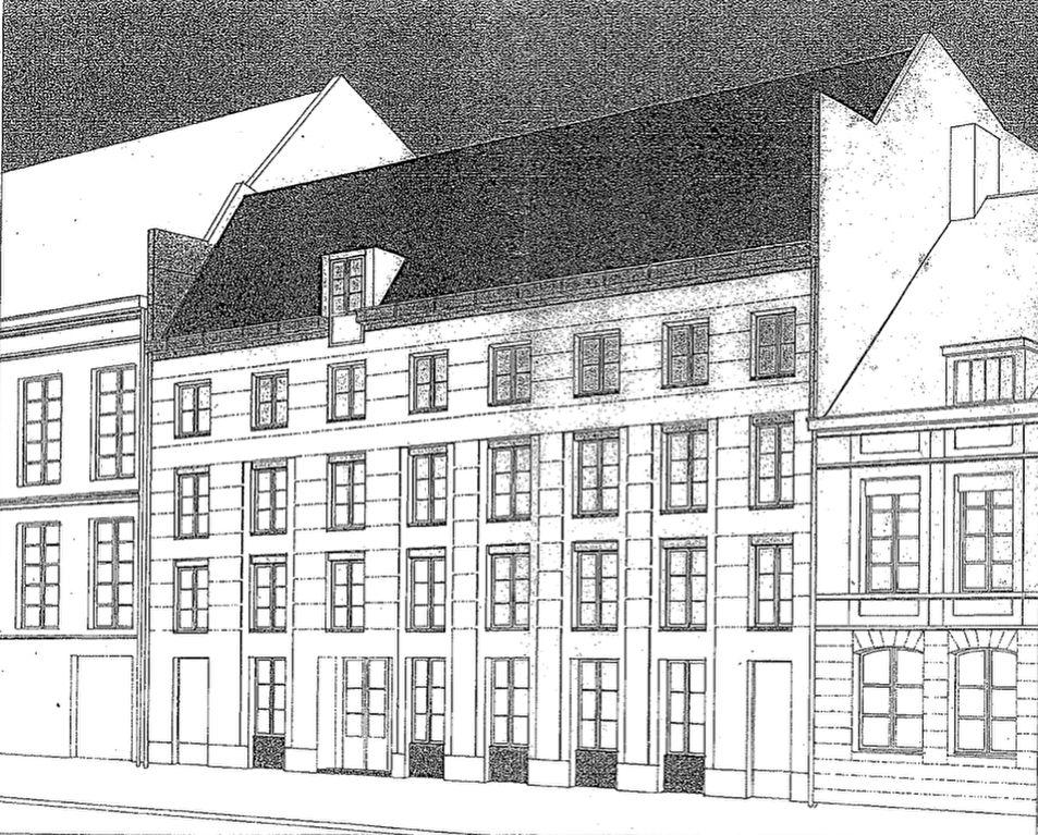 Immeuble du Vieux Lille