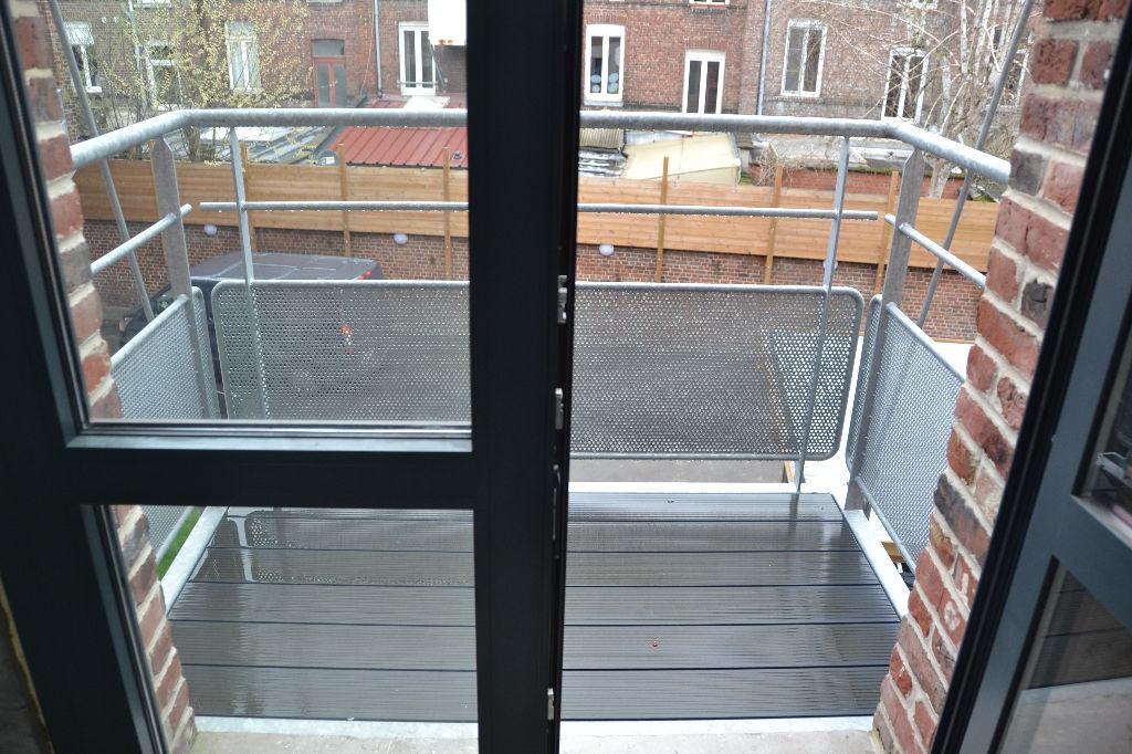 Vente appartement 59000 Lille - Plateaux Bruts