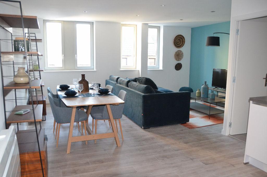 Vente appartement 59000 Lille - T3 avec Parking en résidence