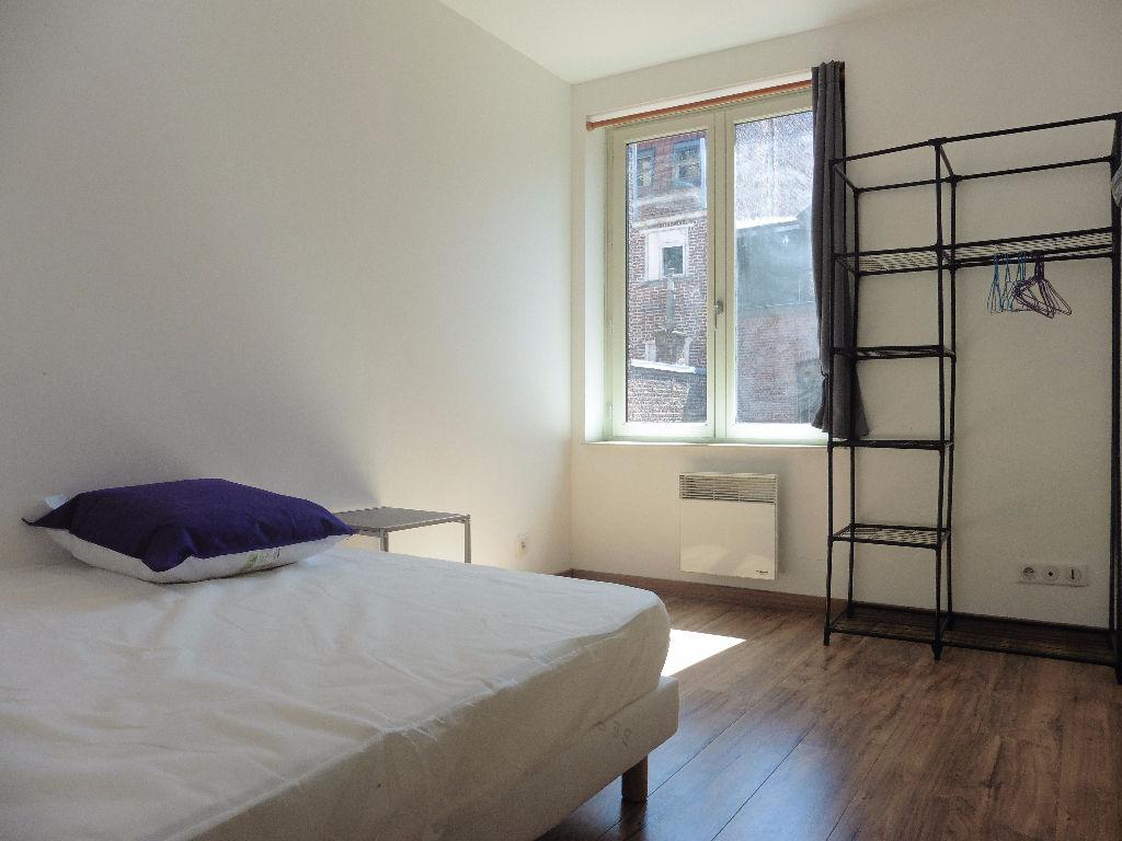 Duplex meublé de type 2bis de 37.41 m2 à Lille