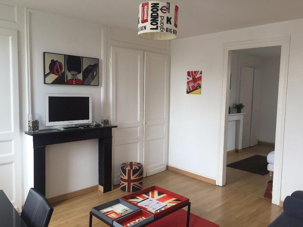 Location appartement 59000 Lille - T2 Meublé 37m² secteur Sébastopol