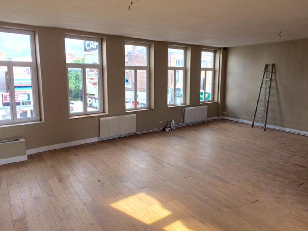Vente appartement 59160 Lomme - Type 3 duplex à rafraîchir