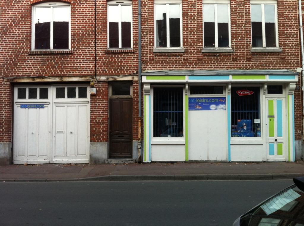 Vente maison 59110 La madeleine - Local Centre La Madeleine