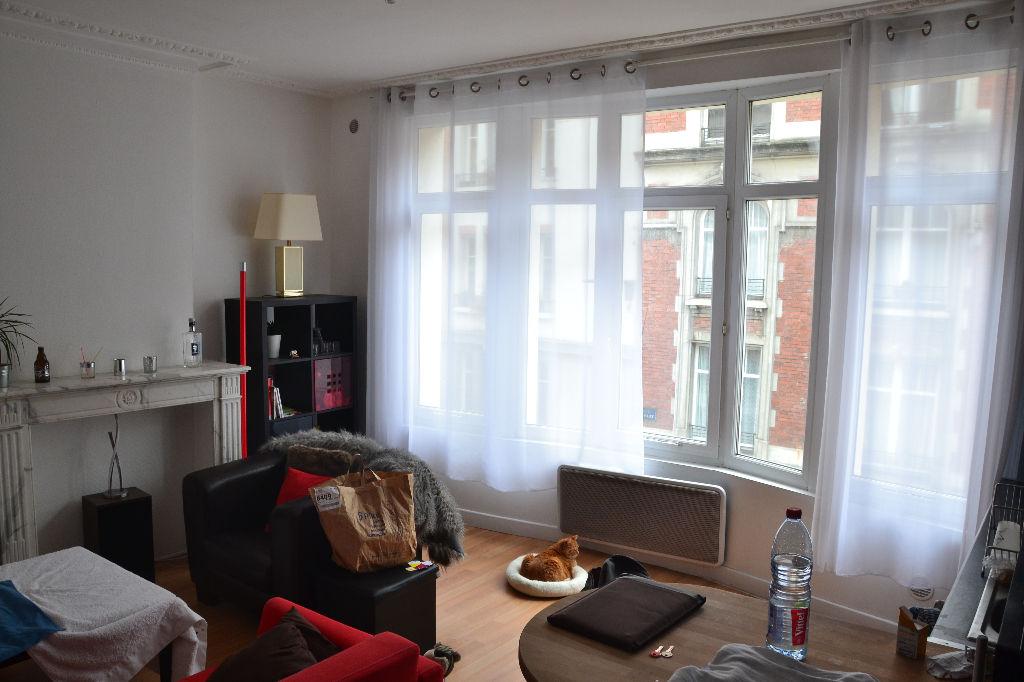Vente appartement 59000 Lille - Idéal Investissement