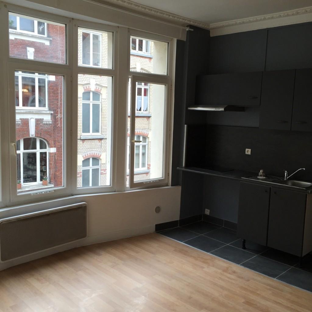 Vente appartement 59000 Lille - T2 Hyper Centre